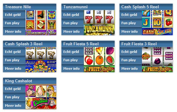 Games Casino My Jackpot
